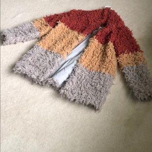MinkPink Teddy Coat